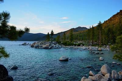 Photograph - Lake Tahoe by Alex King