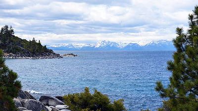 Photograph - Lake Tahoe by Brent Dolliver