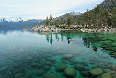 Photograph - Lake Tahoe Dreamscape by Sean Sarsfield