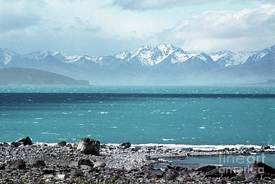 Photograph - Lake Tekapo 01 by Rick Piper Photography