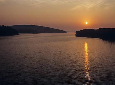 Photograph - Lake Tenkiller by Robert Potts