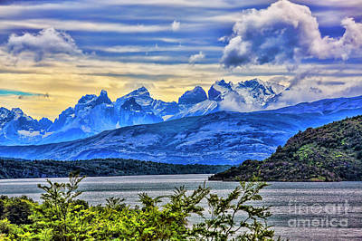 Photograph - Lake Torres by Rick Bragan
