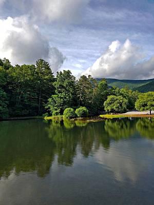 Photograph - Lake Trahlyta In June by Joe Duket