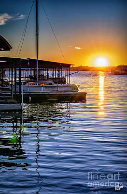 Photograph - Lake Travis by Walt Foegelle