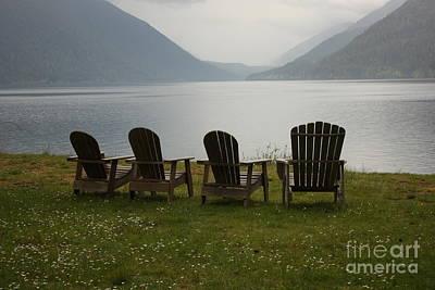 Photograph - Lake View by Carol Groenen