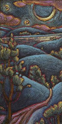 Lake View Original by Damon Gray