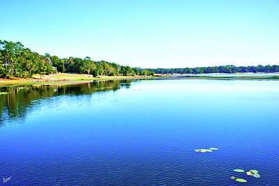 Photograph - Lake View by Gina O'Brien