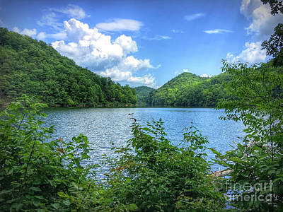 Photograph - Lake View Splendor  by Kerri Farley