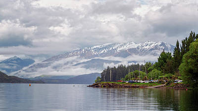 Photograph - Lake Wanaka New Zealand II by Joan Carroll
