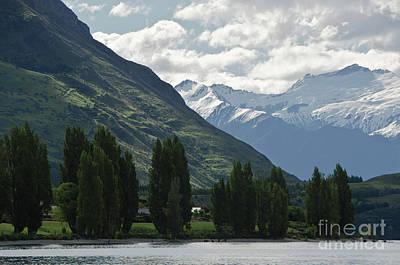 Photograph - Lake Wanaka, New Zealand by Yurix Sardinelly