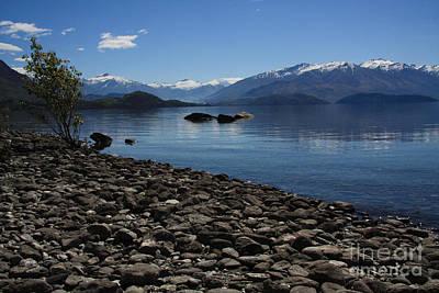 Photograph - Lake Wanaka View by Nareeta Martin