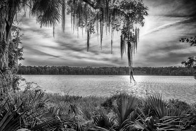 Photograph - Lake Wauberg   by Howard Salmon