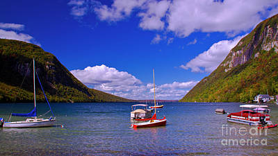 Photograph - Lake Willoughby by Scenic Vermont Photography