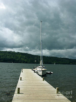 Photograph - Lake Windermere by Mini Arora