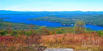 Photograph - Lake Winnipesaukee Ll by Paul Galante