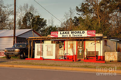 Photograph - Lake World by Charles Hite