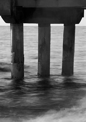Travel - Lake Worth Pier 2078 by Bob Neiman