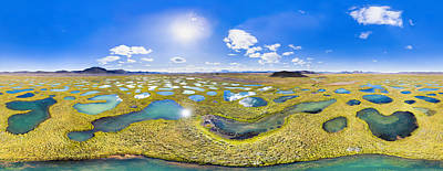 Modrudalur Photograph - Lakeland In 360 Degrees by Paul Oostveen