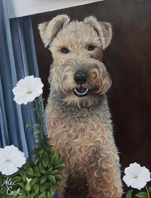Lakeland Terrier Art Print