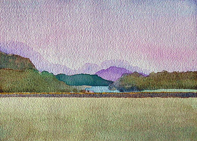 Painting - Lakes Of Killarney by Paul Thompson
