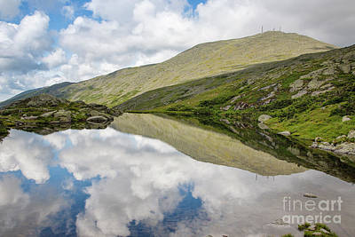 Photograph - Lakes Of The Clouds - Mount Washington New Hampshire by Erin Paul Donovan