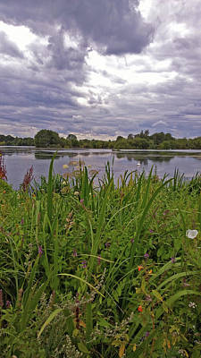 Photograph - Lakeside by Anne Kotan