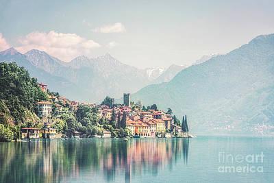 Photograph - Lakeside Harmony by Evelina Kremsdorf