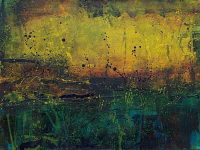 Moody Trees - Lakeside Memories by Julie Acquaviva Hayes