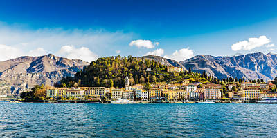 Photograph - Lakeside Of Bellagio, Italy by Alfio Finocchiaro