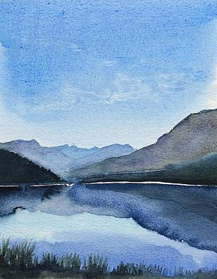 Lakeside Art Print by Stephanie Aarons