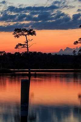 Photograph - Lakeside Twilight by Travis Rogers