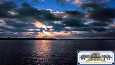Adobe Cc Photograph - Lake_sunset_16 by Tyler Bentle