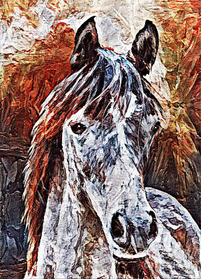 Painting - Lakota by Lita Kelley