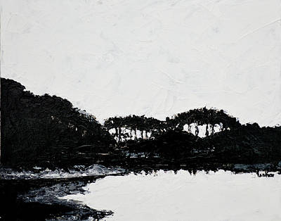 Painting - Lal Bagh Lake 3 by Usha Shantharam