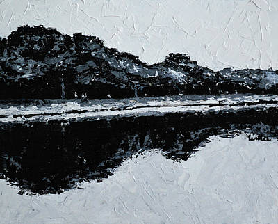Painting - Lal Bagh Lake 5 by Usha Shantharam