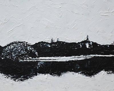 Painting - Lal Bagh Lake 7 by Usha Shantharam