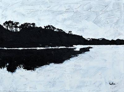 Lal Bagh Painting - Lal Bagh Lake by Usha Shantharam