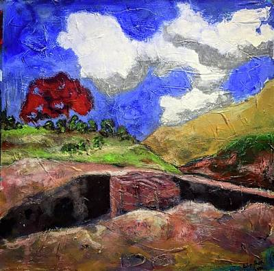 Painting - Lalibela II by Dilip Sheth