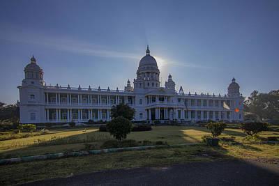 Photograph - Lalit Mahal Palace  by Ramabhadran Thirupattur