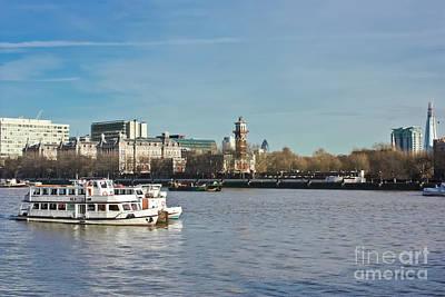 Photograph - Lambeth London by Terri Waters