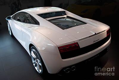 Lamborghini Gallardo Lp550-2 Art Print
