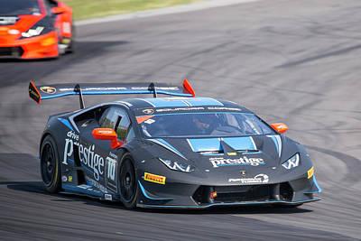 Photograph - Lamborghini Hindman Agostini by Alan Raasch