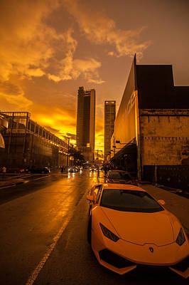 Lamborghini Sunrise Original