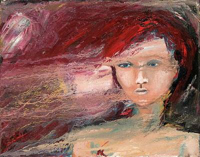 Bell Center Painting - Lament by Linda Clayton