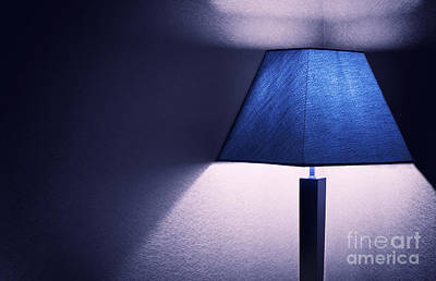 Photograph - Lamp by Charuhas Images