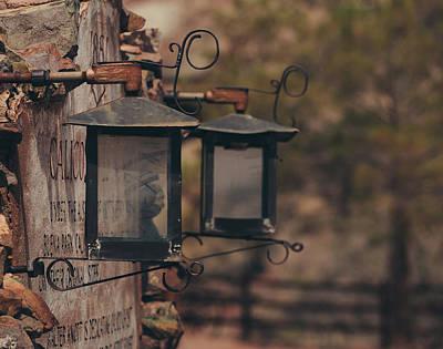 Antique Look Photograph - Lamp by Hyuntae Kim