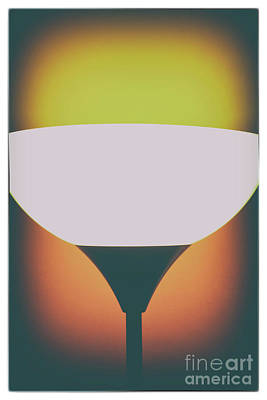 Photograph - Lamp by Jimmy Ostgard