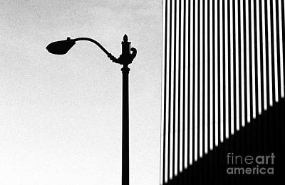 Photograph - Lamp Post by Jim Corwin