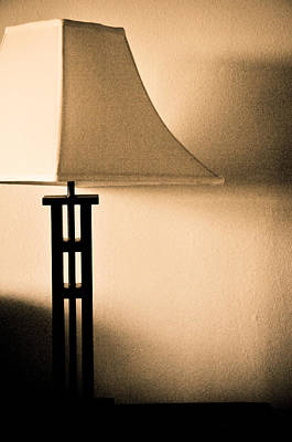Lamp Art Print by Roberto Bravo