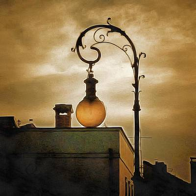 Photograph - Lamplight by Dorothy Berry-Lound